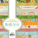 BoBunny - Beach Therapy Collection - 6 x 6 Paper Pad
