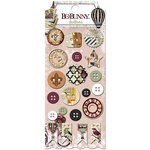 BoBunny - Beautiful Dreamer Collection - Buttons