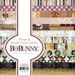 BoBunny - Beautiful Dreamer Collection - 6 x 6 Paper Pad