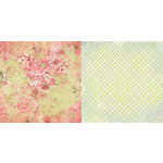 BoBunny - Soiree Collection - 12 x 12 Double Sided Paper - Soiree