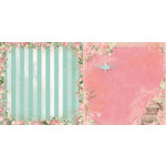 BoBunny - Soiree Collection - 12 x 12 Double Sided Paper - Charm