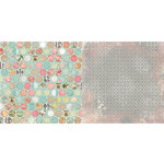 BoBunny - Soiree Collection - 12 x 12 Double Sided Paper - Wonderful