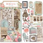 BoBunny - Soiree Collection - Noteworthy Journaling Cards