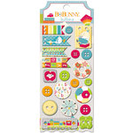 BoBunny - Toy Box Collection - Buttons