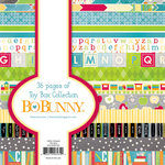 BoBunny - Toy Box Collection - 6 x 6 Paper Pad
