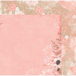 BoBunny - Butterfly Kisses Collection - 12 x 12 Double Sided Paper - Peaceful
