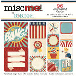 BoBunny - Firecracker Collection - Misc Me - Pocket Contents