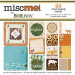 BoBunny - Take a Hike Collection - Misc Me - Pocket Contents