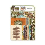 BoBunny - Take a Hike Collection - Misc Me - Journal Contents