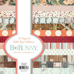 BoBunny - Bella Rosa Collection - 6 x 6 Paper Pad