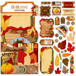 BoBunny - Farmers Market Collection - Noteworthy Journaling Cards