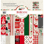 BoBunny - Merry and Bright Collection - Christmas - 12 x 12 Collection Pack