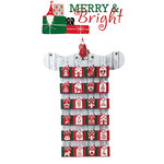 BoBunny - Merry and Bright Collection - Christmas - Project Kit