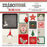 BoBunny - Merry and Bright Collection - Christmas - Misc Me - Pocket Squares