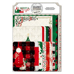 BoBunny - Merry and Bright Collection - Christmas - Misc Me - Journal Contents