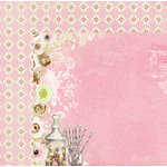 BoBunny - Sweet Moments Collection - 12 x 12 Double Sided Paper - Sweet Moments