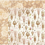 BoBunny - Sweet Moments Collection - 12 x 12 Double Sided Paper - Indulgence