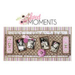 BoBunny - Sweet Moments Collection - 12 x 12 Page Kit