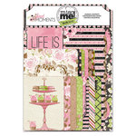 BoBunny - Sweet Moments Collection - Misc Me - Journal Contents