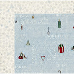 BoBunny - Tis The Season Collection - Christmas - 12 x 12 Double Sided Paper - Yuletide