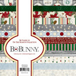 BoBunny - Tis The Season Collection - Christmas - 6 x 6 Paper Pad