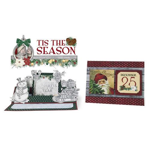 BoBunny - Tis The Season Collection - Christmas - Project Kit