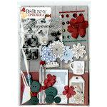 BoBunny - Tis The Season Collection - Christmas - Ephemera