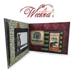 BoBunny - Wonderfully Wicked Collection - Halloween - Project Kit