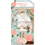 BoBunny - Felicity Collection - Noteworthy Journaling Cards