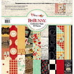 BoBunny - Kiss the Cook Collection - 12 x 12 Collection Pack