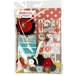 BoBunny - Kiss the Cook Collection - Ephemera