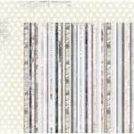 BoBunny - Winter Wishes Collection - 12 x 12 Double Sided Paper - Glistening