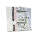 BoBunny - Winter Wishes Collection - Project Kit - 6x6 Mini Album