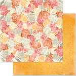 BoBunny - Aryia's Garden Collection - 12 x 12 Double Sided Paper - Aryia's Garden