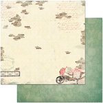 BoBunny - Aryia's Garden Collection - 12 x 12 Double Sided Paper - Delightful