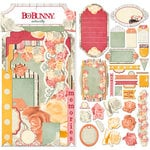BoBunny - Aryia's Garden Collection - Noteworthy Journaling Cards