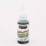 BoBunny - Pentart - Media Ink - Grape Leaf
