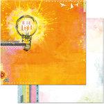 BoBunny - Faith Collection - 12 x 12 Double Sided Paper - Faith
