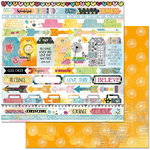 BoBunny - Faith Collection - 12 x 12 Double Sided Paper - Rejoice