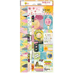 BoBunny - Faith Collection - Cardstock Stickers