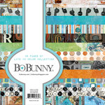BoBunny - Life In Color Collection - 6 x 6 Paper Pad