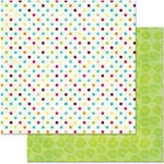BoBunny - Make A Splash Collection - 12 x 12 Double Sided Paper - Relax