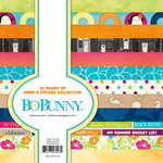 BoBunny - Make A Splash Collection - 6 x 6 Paper Pad