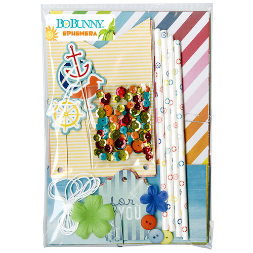 BoBunny - Make A Splash Collection - Ephemera