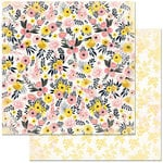 BoBunny - Petal Lane Collection - 12 x 12 Double Sided Paper - Hooray