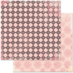 BoBunny - Petal Lane Collection - 12 x 12 Double Sided Paper - Posh