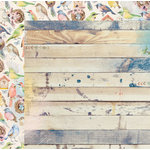 BoBunny - Serendipity Collection - 12 x 12 Double Sided Paper - Flight