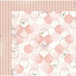 BoBunny - Serendipity Collection - 12 x 12 Double Sided Paper - Life