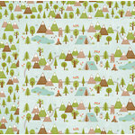 BoBunny - Weekend Adventure Collection - 12 x 12 Double Sided Paper - Weekend Adventure
