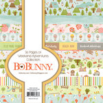 BoBunny - Weekend Adventure Collection - 6 x 6 Paper Pad
